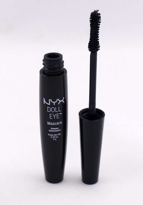 NYX Cosmetics Brand Review Anverelle Doll Eye Mascara