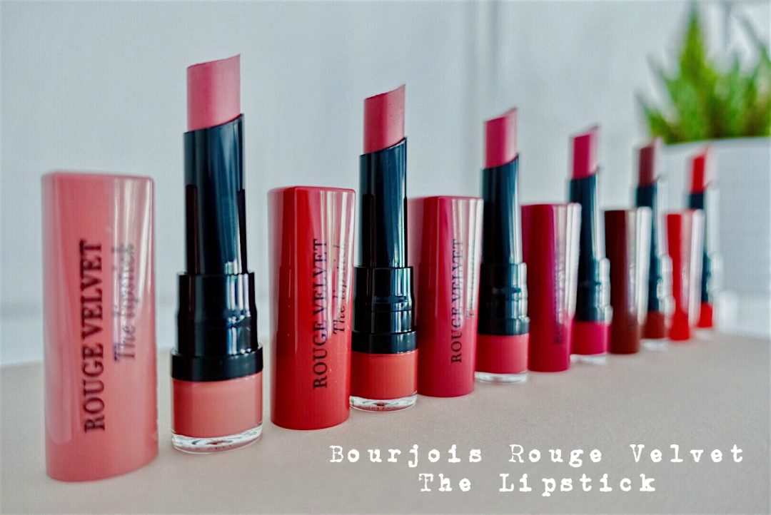 Rouge Velvet The Lipstick Bourjois Anverelle Review Header