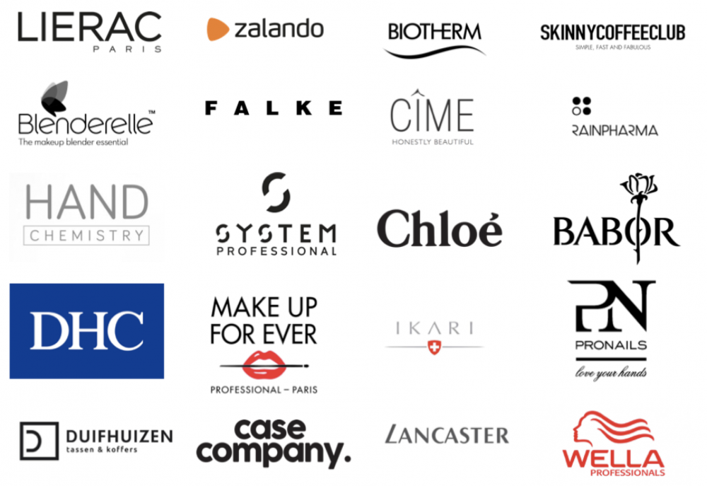 Brands I've Worked With Anverelle Collaborations