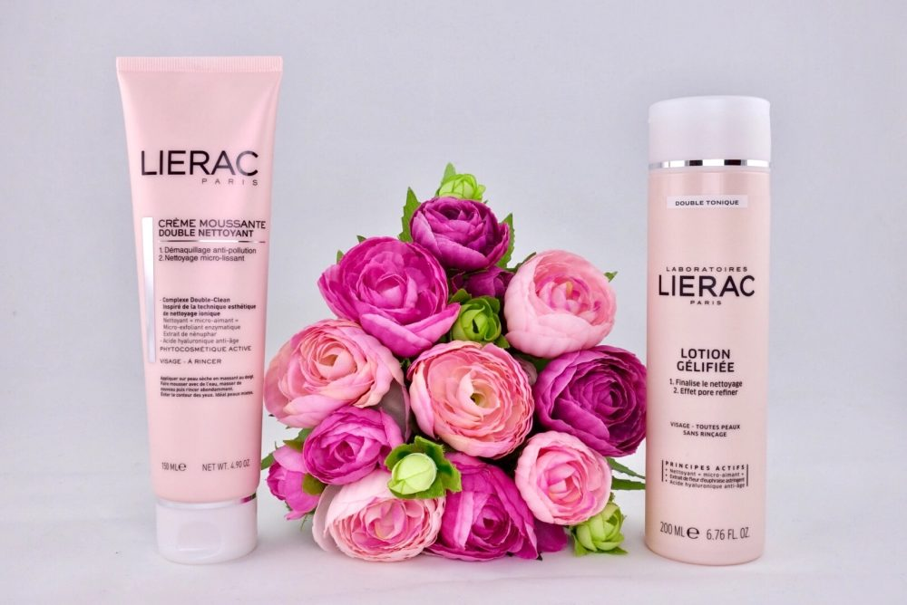 Lierac Double Cleansing Hydragenist Combination Skin Type Anverelle Review